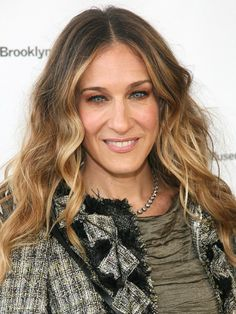 pQuite possibly the originator of the ombre hair trend in Hollywood, Drew Barrymore colors her hair into a high-drama style thats equal parts dark and light./p  pemPhoto Credit: Courtesy of iVillage/em/p