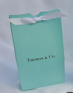 Tiffany & Co. inspired