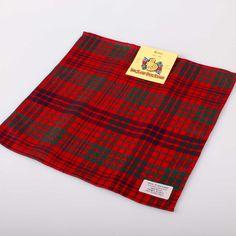 Ross Tartan Pocket S