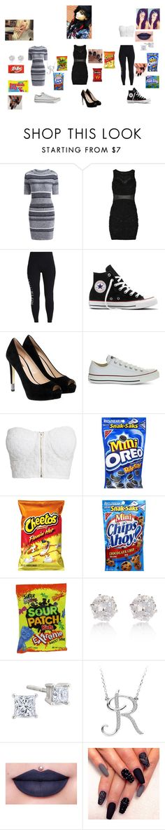 """""""yassss!!!"""" by babyprincesslen ❤ liked on Polyvore featuring beauty, Calvin Klein, Converse, GUESS, NLY Trend, River Island and Jeffree Star"""