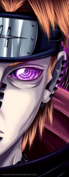 Pain by uchiha-itasuke.deviantart.com on @DeviantArt