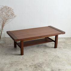 チーク材 センターテーブル | LET EM IN Decor, Table, Furniture, Home Decor, Coffee Table