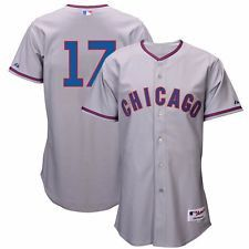 KRIS BRYANT CHICAGO CUBS 1959 COOPERSTOWN COLLECTION COOL BASE ROAD REPLICA JERSEY #ChicagoCubs #Cubs #CubsFans #GoCubs #Chicago