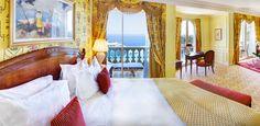 Luxury Junior Suites with a sea view in Monaco | Hotel de Paris