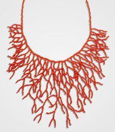 Coral Fiji Necklace