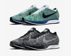 61995858df0 Nike+Flyknit+Racer+ Paddle+Pop + +Volt Sequoia Black