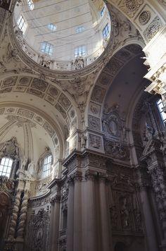 Theatinerkirche -St. Kajetan  München