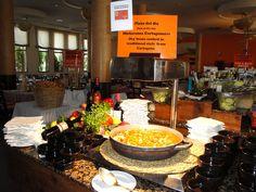 Restaurante/ Buffet. Food. Hotel. Mar Menor. Los Alcazares. Spain by Hotel & Spa Costa Narejos, via Flickr