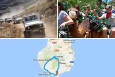 Luxury Tours & Excursions in Gran Canaria: All Gran Canaria Excursions with Unforgettable Experiences Puerto Rico, Small Island, All Over The World, Jeep, Safari, Tours, Explore, Beach, Palms