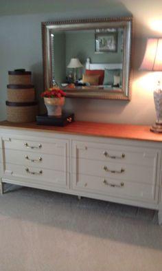 Thomasville Bedroom Furniture 1960 S 1960's thomasville bedroom set includes large dresser, two bedside