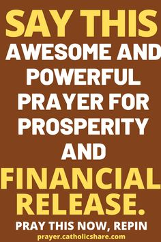 Lent Prayers, Easter Prayers, Bible Prayers, Catholic Prayers, Bible Scriptures, Prayer For Prosperity, Prayer For Finances, Holy Week Prayer, Money Prayer