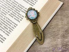 Rózsás üveglencsés könyvjelző Turquoise Bracelet, Jewelry, Bracelets, Accessories, Fashion, Moda, Jewlery, Jewerly, Fashion Styles