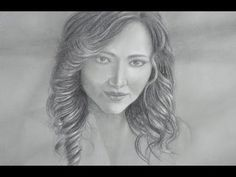 How to Draw Curls - How to Draw Realistic Hair - YouTube