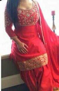 353 Best Punjabi Suits Images Indian Clothes Indian Dresses