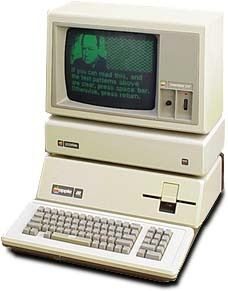 Apple III computer retro-technology