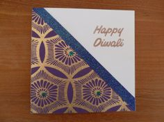 Get the latest Diwali DIY greeting card ideas and designs. Some beautiful & easy to make greetings cards, arts and craft ideas for this Deepavali. Diwali Greeting Cards Images, Handmade Diwali Greeting Cards, Diwali Cards, Diwali Greetings, Diwali Diy, Homemade Greeting Cards, Handmade Birthday Cards, Homemade Cards, Diwali Activities