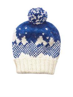 EUGENIA KIM Montana baby-alpaca beanie hat