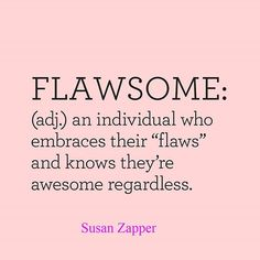 Once you've accepted your flaws no one can use them against you #Followme and tag your friends and family so they can be inspired.