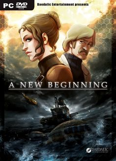 17aa6a652265 Buy A New Beginning - Final Cut Steam Daedalic Entertainment from Wikakom  Steam Games. Start Your Adventure with us!