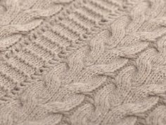What is a cable knit? | URBANARA UK