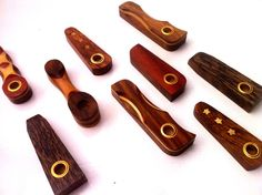 Hand carved wood Smoking Pipes on ebay :)