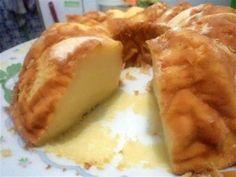 Receitas - Bolo Mole com leite condensado - Petiscos.com