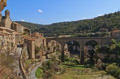 Minerve, commune de l'Hérault près de Narbonne