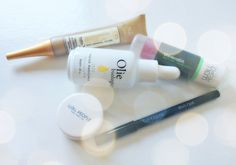 5 Green Beauty Products Inside Olìe's Makeup Bag - that work double duty #greenbeauty