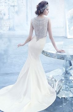 faddc1b55e0f Kleinfeld Bridal Mobile - The Largest Selection of Wedding Dresses on the  go! Lazaro Wedding