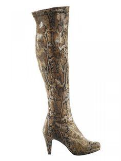 #snakeprint boots