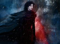 Kylo Ren by Lily-Atelier