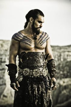 Jason Momoa. Game of Thrones.
