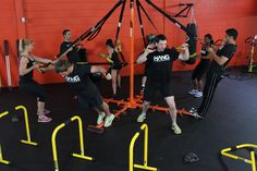 HANG Training - A FUNctional Fitness Playground