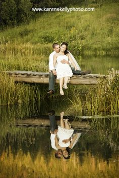 Reflections by Durango Photographer www.karenskellyphoto.com #weddingphotography #durangoweddingphotographer