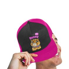 Benny Cat Snapback Hat Collections