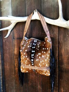 Juan Antonio Axis Hair on Hide Fringed Boho Style Handbag - A Cowgirl s  Promise LLC Store 321805b0d6950