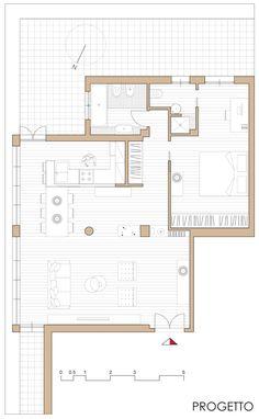 Detail Architecture, Architecture Building Design, Architecture Visualization, Architecture Portfolio, Interior Presentation, Architectural Floor Plans, Villa Plan, Apartment Layout, Room Design Bedroom