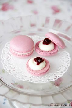 Ma petite patisserie: Macarons ¡dos rellenos mejor que uno! - open in Google for translation bk