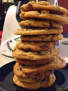 Simply Thermomix Blog: Chocolate Chip Cookies in the Thermomix