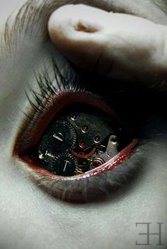 Freaky Conceptual Photography - This Bloody Photography Series Features Shockingly Scary Photos