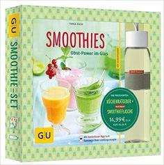 Smoothie-Set: Obst-Power im Glas und in der Flasche: Mit Rosti-Mepal-Trinkflasche 500 ml GU Buch plus: Amazon.de: Tanja Dusy: Bücher 14,99 Euro