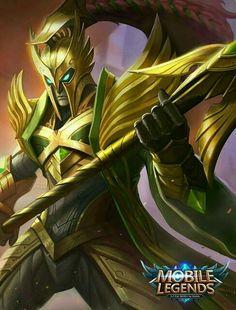 """Mobile legends - Alpha """"Fierce Warrior"""""""