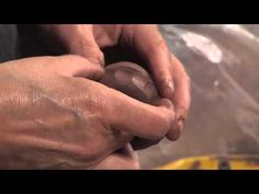 Scupting Mammal Heads in Clay | LISA NAPLES