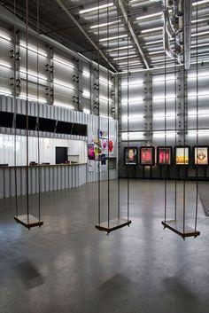 New Horizon Cinema By BUCK.ARCHITEKCI In Wrocław, Poland | Yatzer