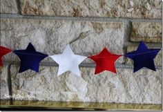 Guirnaldas decoración fiestas patrias Chile
