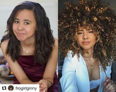 Fro girl Ginny is such an inspiration!! I use to do so much keratin to my hair, straighten my hair so much until the end of my senior i decided to go natural ❤️ #Repost @frogirlginny ・・・ I had my hair relaxed from 3 till 11. I big chopped at such a young age and it has been a magical journey since. To all the women and men reading this who are transitioning or thinking about big chopping; YOU GOT THIS. I believe in you! ����✨ Find out ALL about my Natural Hair Journey by clicking the link in…
