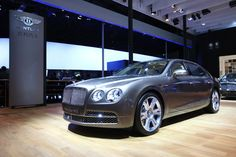 Bentley launches the new Flying Spur
