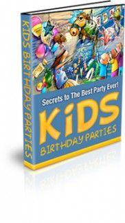 Kids Birthday Parties Plr Ebook - Download at: http://www.exclusiveniches.com/kids-birthday-parties-plr-ebook.html #ExclusiveNiches #Birthday #Niche #Plr #Ebook #Marketing #Content #ContentMarketing