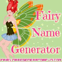 Generate fairy names with the original fairy name generator. Your fairy name can be personalized to you, randomly generated, or chosen from a list of names. Great for making screen names for social media, gaming, and forums. Fairy Name Generator, Tooth Fairy Names, Fairy Tea Parties, Tea Party, Tinkerbell Party, Tooth Fairy Pillow, Character Names, Fairy Dust, Writing Tips