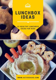 Packed with healthy nutrients for growing kids, this collection of snack bites to sandwich alternatives is perfect for smaller hands and big appetites. You're sure to find something in this list that your child will happily munch on. You might even find a few recipes you like yourself; don't worry, they're good for big hands, too. 13 Healthy Lunchbox Ideas for Kids http://www.activekids.com/food-and-nutrition/articles/13-healthy-lunchbox-ideas-for-kids